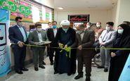 افتتاح نمایشگاه فرهنگی شهید شاخص کشوری سازمان بسیج حقوق دانان شهید سلیم قنبری