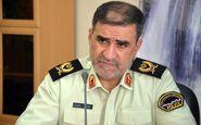فرمانده انتظامی استان با مردم کرمانشاه دیدار می کند