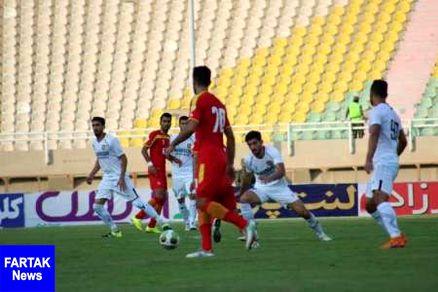 پنجمین شکست تیم فولاد خوزستان در لیگ برتر رقم خورد