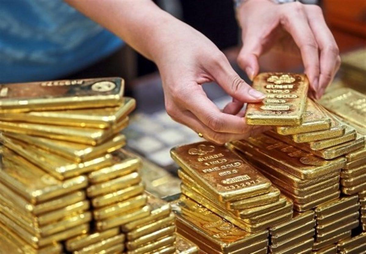 قیمت جهانی طلا امروز ۱۴۰۰/۰۱/۱۷