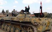 ورود ارتش سوریه به محلههای شهر راهبردی خان شیخون پس از ۶ سال