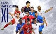 سلطه سرخآبیها در تیم منتخب لیگ قهرمانان ۲۰۱۸ آسیا