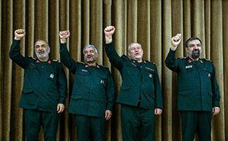 آرزوی سردار سلامی برای مردم ایران