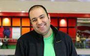 تیپ و ظاهر علی اوجی در پشت صحنه «تعطیلات رویایی»