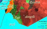 آمریکا در تلاش برای تشکیل حکومتی مستقل در جنوب سوریه به پایتختی درعا