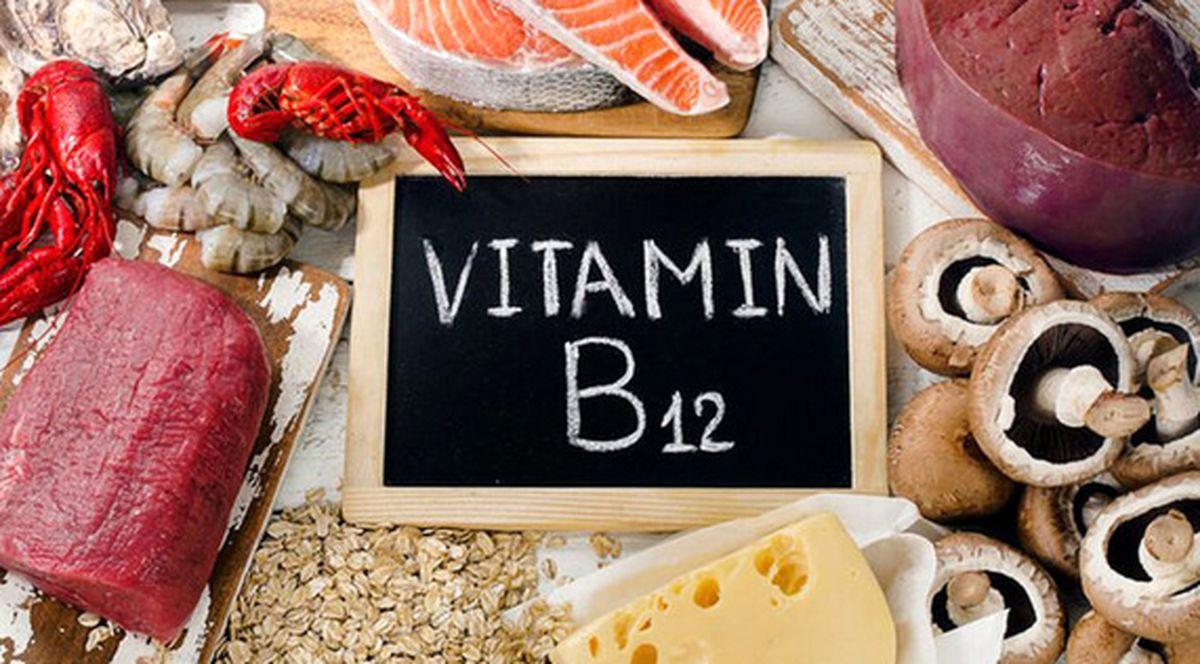 عجیبترین علامت کمبود ویتامین B۱۲ در بدن