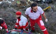 واژگونی خودرو در جاده زنجان - طارم یک فوتی برجا گذاشت
