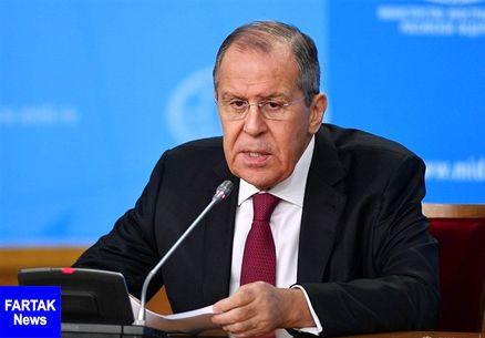 لاوروف: اکثر وزرای عرب موافق بازگشت سوریه به اتحادیه عرب هستند
