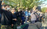 مشتهای گرهکرده تهرانیها در حمایت از پیامبر مهربانیها