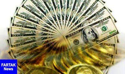 آخرین قیمت طلا، سکه و ارز در روز سهشنبه