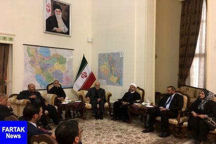 فعالان مجازی عراق با جمهوری اسلامی ایران اعلام همبستگی کردند