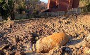 تخلیه 2 هزار خانه در انگلیس به دنبال پیدا شدن بمب جنگ جهانی دوم
