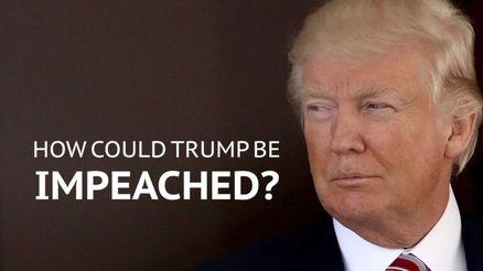 اجرای روند استیضاح در رابطه با ترامپ ممکن است؟