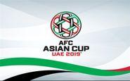 مروری بر بازیهای روز گذشته مرحله گروهی جام ملت ها آسیا + فیلم