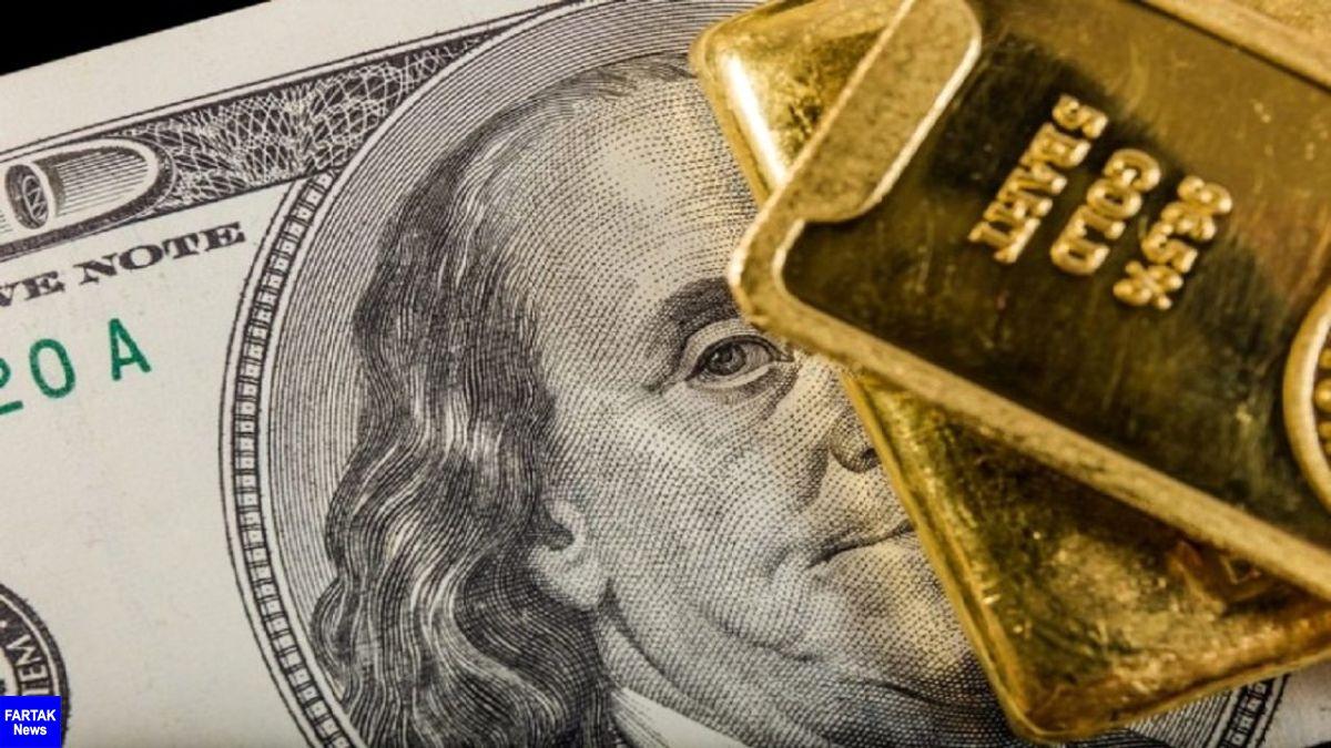 بهترین عملکرد سالانه طلا در یک دهه گذشته در سال 2020