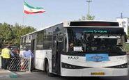 آغاز ضد عفونی ناوگان اتوبوسرانی مشهد