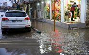 هشدار سازمان هواشناسی نسبت به تشدید فعالیت سامانه بارشی در کشور