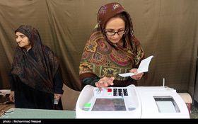 انتخابات ریاست جمهوری و شورای شهر اردبیل  + تصاویر