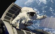 دردسرهای فضانوردان هنگام غذا خوردن + فیلم