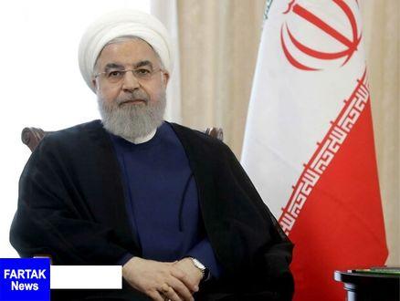در سفر غیر رسمی به مشهد؛ رئیس جمهور بارگاه منور رضوی را زیارت کرد