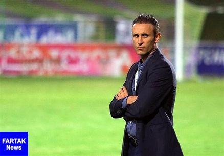 گلمحمدی: در بازی با ماشین سازی تمرکز نداشتیم