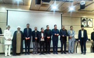 مراسم تجلیل از خانوادههای شهدای مدافع حرم