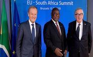 حمایت اتحادیه اروپا و آفریقای جنوبی از برجام