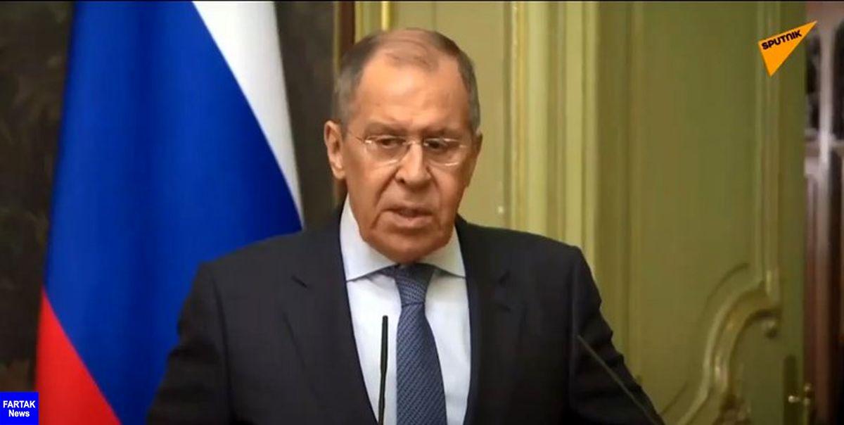 وزیر خارجه روسیه:  ایالات متحده قصد دارد به صورت دائمی نیروهای خود را در سوریه حفظ کند