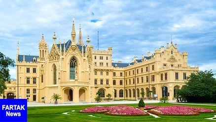 کاخ لدنیس در پراگ، انعکاس رویاهای کودکی