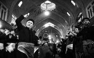 عزاداری در «بازار تاریخی تبریز» از دیرباز تاکنون