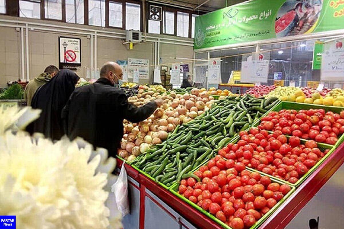 چگونگی فعالیت میادین میوه و تره بار تهران در تعطیلات سه روزه اعلام شد