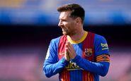 لیونل مسی-بارسلونا؛ تمدید قرارداد نزدیک است