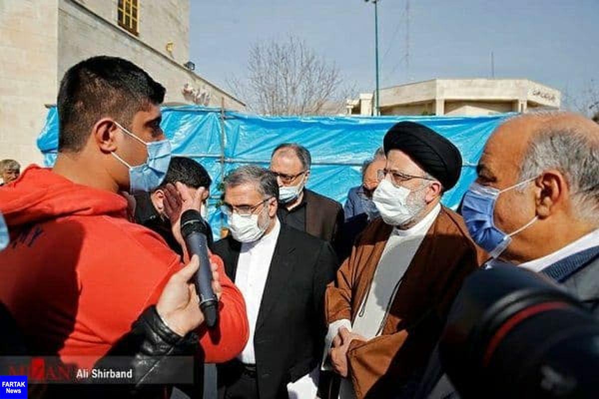 رفع مشکل قطع آب منطقه عثمانوند و مسکن مهر پاوه با سفر رئیس قوه قضاییه به کرمانشاه