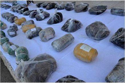انهدام باند قاچاق مواد مخدر در اصفهان
