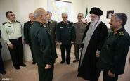 اعطاء درجه سرلشکری به فرمانده کل جدید سپاه پاسداران انقلاب اسلامی