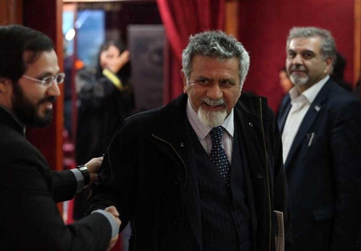 پاسداشت پروفسور سیدحسن امین توسط انجمن ادبی ایران در کرج