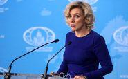 سخنگوی وزارت امور روسیه:  آمریکا کشوری وحشی است