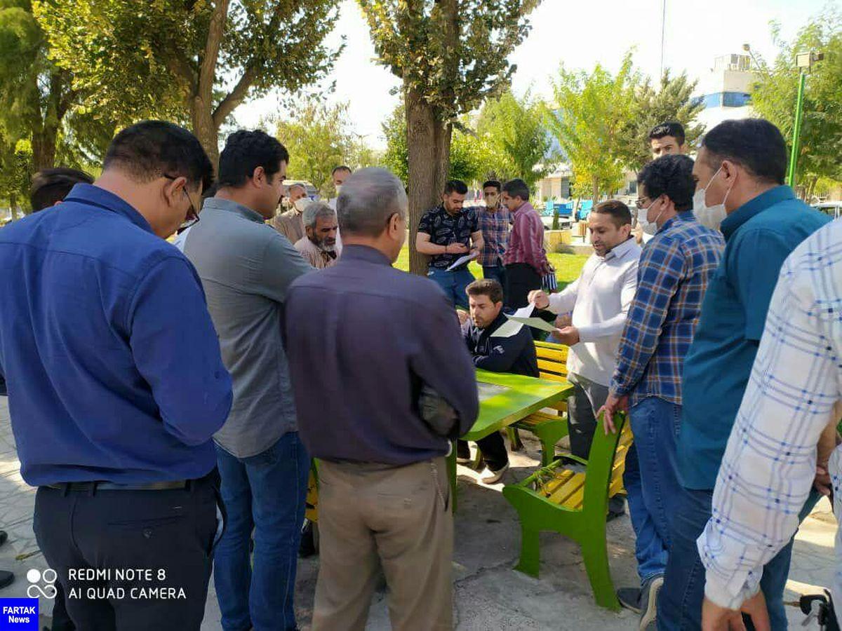 اعتراض مرغداران گوشتی استان کرمانشاه در خصوص شفاف سازی تامین و توزیع نهاده در مرغداری ها