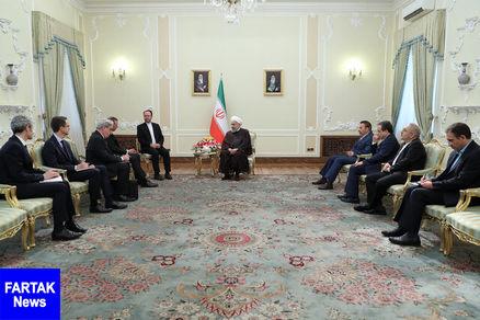 ایران کاملا راه دیپلماسی را باز نگهداشته است/ هدف تهران اجرای کامل تعهدات طرفین در برجام است