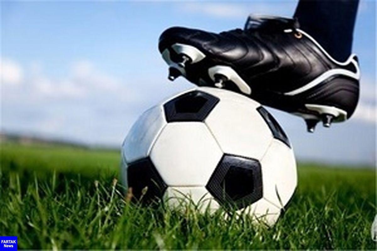 حادثه خطرناک براى فوتبالیست مشهور فوتبال هنگام عکاسی