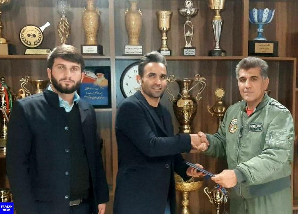 کاپیتان سابق و محبوب تراکتورسازی در لیگ دو؛مرتضی اسدی سرمربی عقاب لیگ تهران شد
