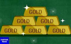 قیمت جهانی طلا امروز ۱۳۹۷/۱۱/۰۲