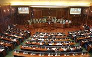 پرتاب گاز اشکآور برای جلوگیری از تصویب لایحه! + فیلم