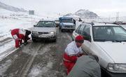 امدادرسانی به ۳۶۵ گرفتار شده در برف و کولاک/ ۸۰ نفر اسکان یافتند