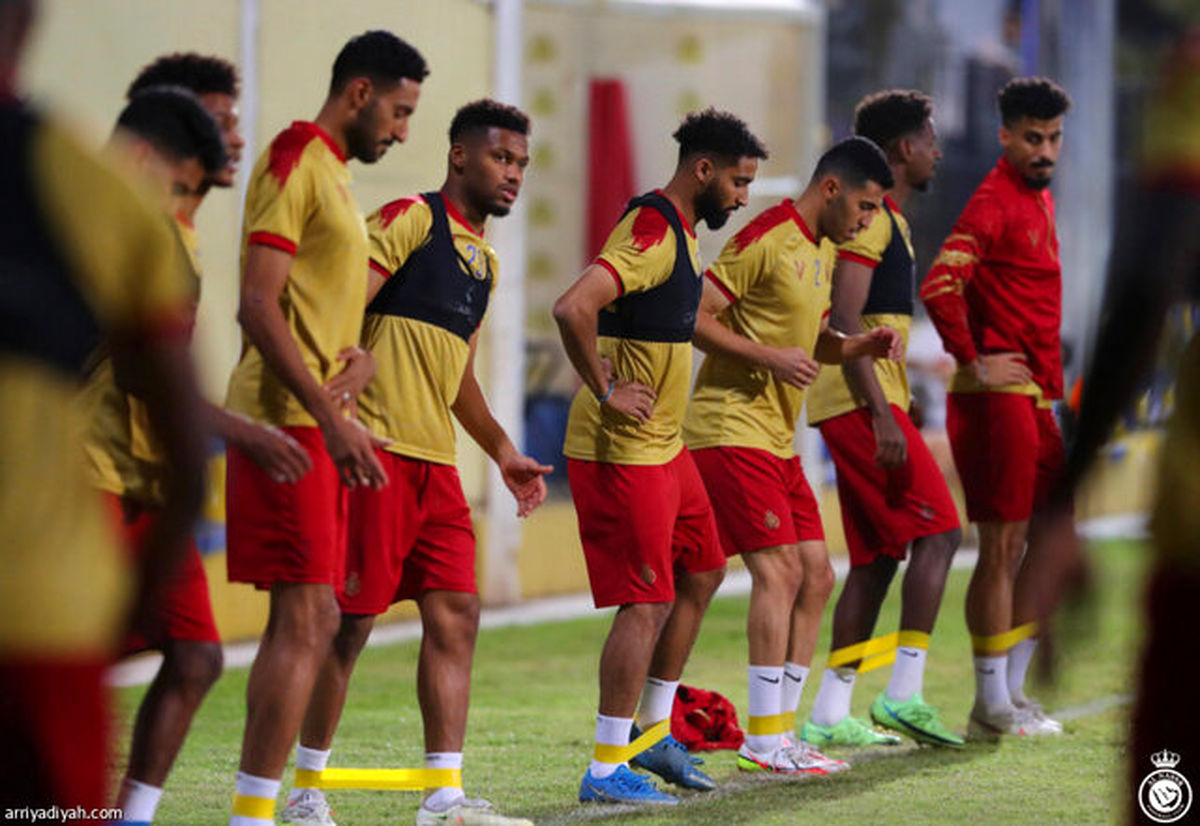 النصر شرایط خوبی برای بازی با تراکتور ندارد!