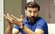 علی انصاریان با تیپ و خودروی لاکچری