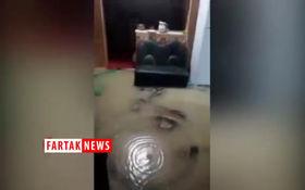 آب گرفتگی منازل و معابر در چابهار+فیلم