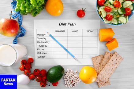 به دست آوردن استقلال فیزیکی با کمک رژیم غذایی