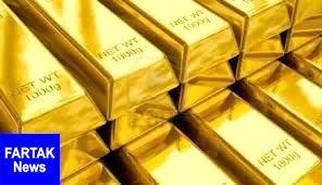 قیمت جهانی طلا امروز ۱۳۹۸/۰۹/۱۲