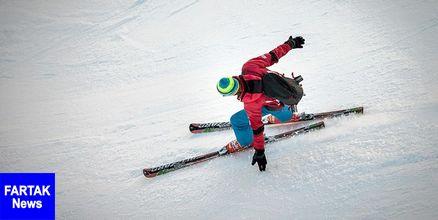 دختران ایران  روز سوم در رقابتهای بینالمللی اسکی آلپاین مدالآوری کردند